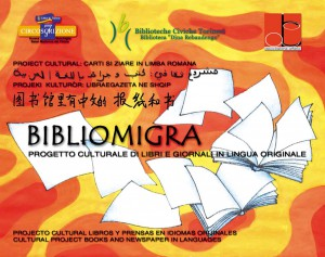 Volantino Bibliomigra
